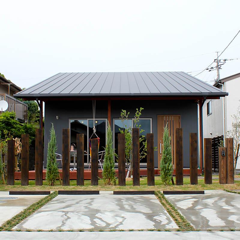 FREEQHOMES(フリークホームズ)LOAFERモデルハウス(佐賀県武雄市朝日町)